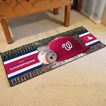 Picture of MLB - Washington Nationals 2019 World Series Champions Runner