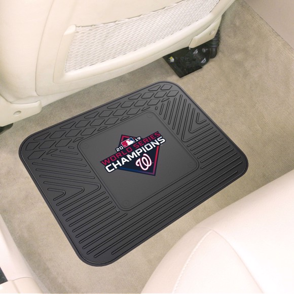 Picture of MLB - Washington Nationals 2019 World Series Champions Utility Mat