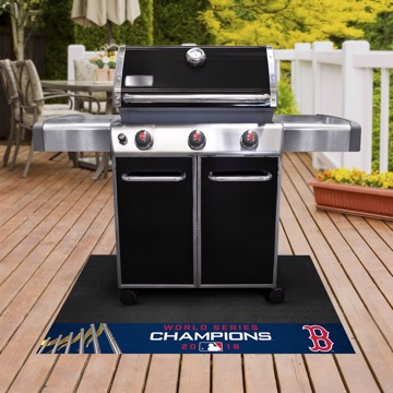 Picture of MLB - Boston Red Sox 2018 World Series Champions Grill Mat