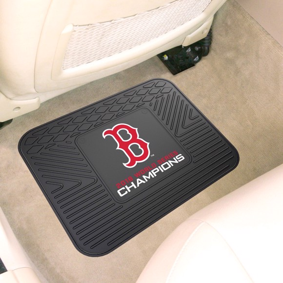 Picture of MLB - Boston Red Sox 2018 World Series Champions Utility Mat