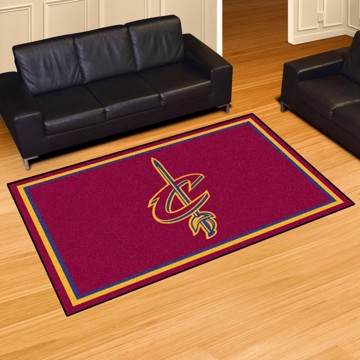 Picture of NBA - Cleveland Cavaliers 5'x8' Plush Rug