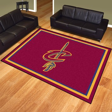 Picture of NBA - Cleveland Cavaliers 8'x10' Plush Rug