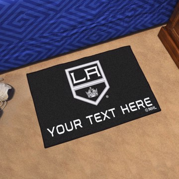 Picture of Los Angeles Kings Personalized Starter Mat
