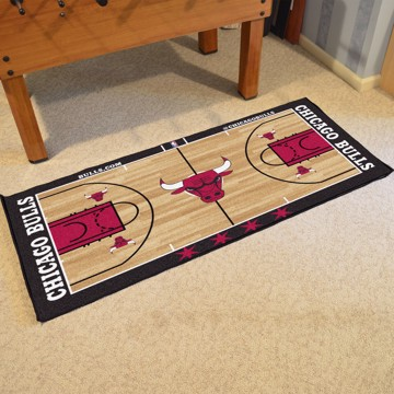 Picture of NBA - Chicago Bulls NBA Court Large Runner