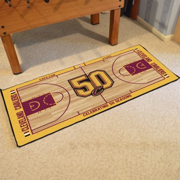 Picture of NBA - Cleveland Cavaliers NBA Court Large Runner