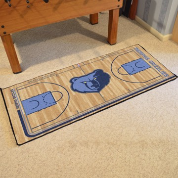 Picture of NBA - Memphis Grizzlies NBA Court Large Runner