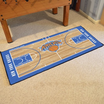 Picture of NBA - New York Knicks NBA Court Large Runner