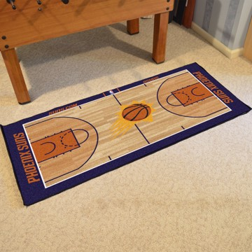 Picture of NBA - Phoenix Suns NBA Court Large Runner