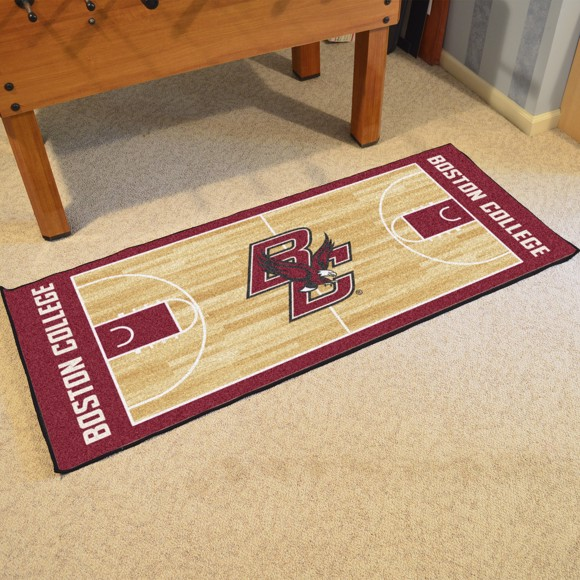 Picture of Boston College NCAA Basketball Runner
