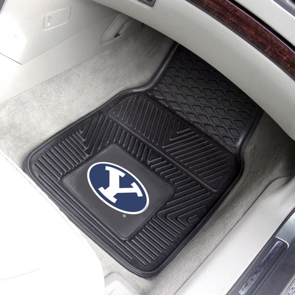 Picture of Brigham Young Vinyl Car Mat Set