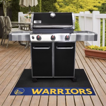 Picture of NBA - Golden State Warriors Grill Mat