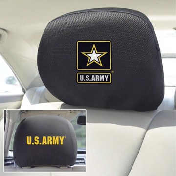 Picture of U.S. Army Headrest Cover Set
