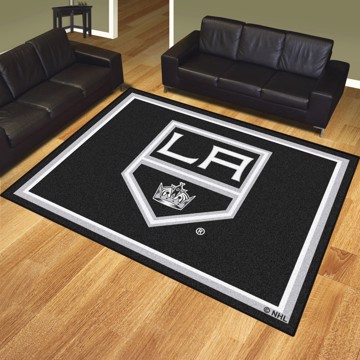 Picture of NHL - Los Angeles Kings 8'x10' Plush Rug