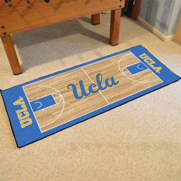 Picture of UCLA NCAA Basketball Runner
