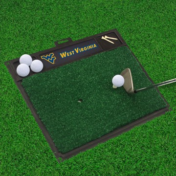 Picture of West Virginia Golf Hitting Mat