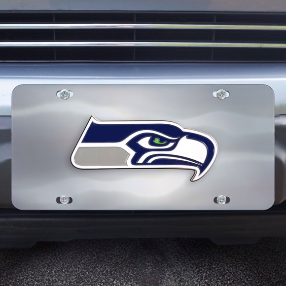 Picture of NFL - Seattle Seahawks Diecast License Plate