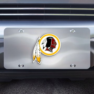 Picture of NFL - Washington Redskins Diecast License Plate