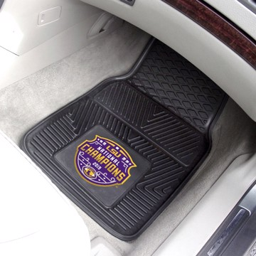 Picture of LSU Tigers 2019-20 National Championship Vinyl Car Mat Set