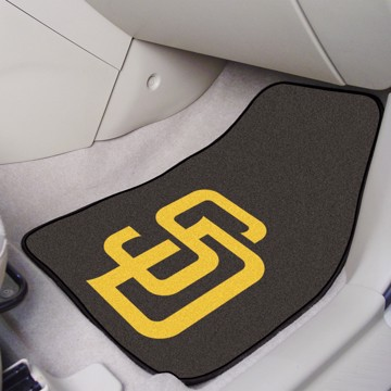 Picture of MLB - San Diego Padres Carpet Car Mat Set