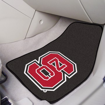 Picture of NC State Carpet Car Mat Set