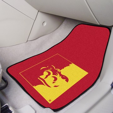Picture of Pittsburg State Carpet Car Mat Set