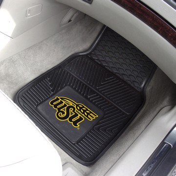 Picture of Wichita State Vinyl Car Mat Set