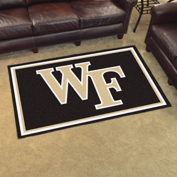 Picture of Wake Forest 4'x6' Plush Rug