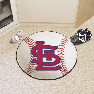 Picture of MLB - St. Louis Cardinals Baseball Mat