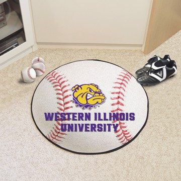 Picture of Western Illinois Baseball Mat