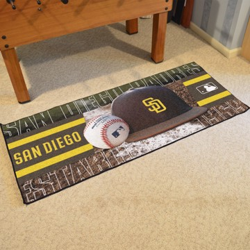Picture of MLB - San Diego Padres Baseball Runner
