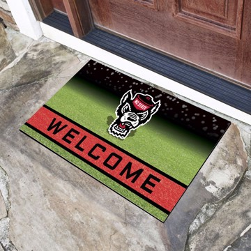 Picture of NC State Crumb Rubber Door Mat