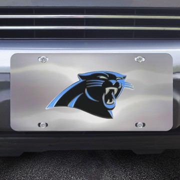 Picture of NFL - Carolina Panthers Diecast License Plate