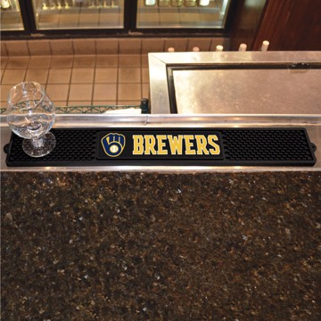 Picture of MLB - Milwaukee Brewers Drink Mat
