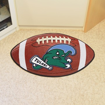 Picture of Tulane Football Mat