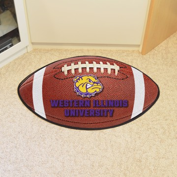 Picture of Western Illinois Football Mat