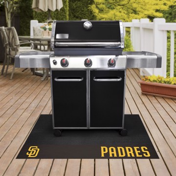 Picture of MLB - San Diego Padres Grill Mat
