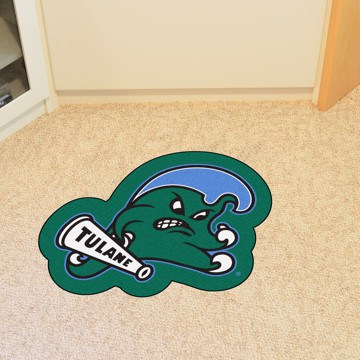 Picture of Tulane Mascot Mat
