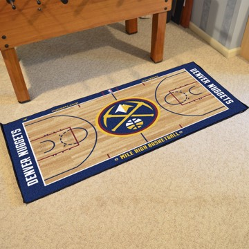 Picture of NBA - Denver Nuggets NBA Court Runner