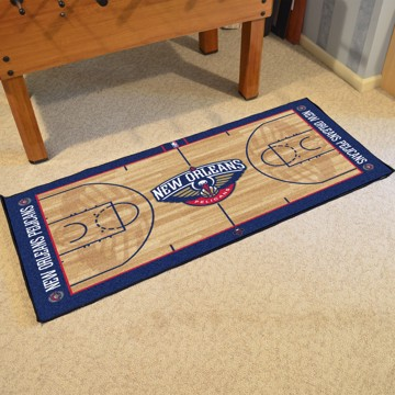 Picture of NBA - New Orleans Pelicans NBA Court Runner