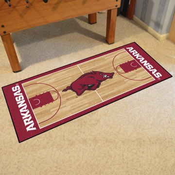 Picture of Arkansas NCAA Basketball Runner