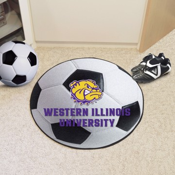 Picture of Western Illinois Soccer Ball