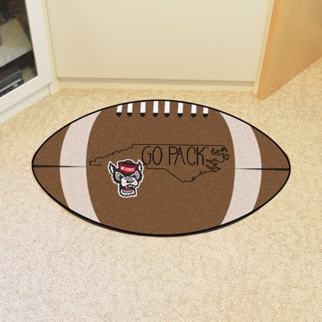 Picture of NC State Southern Style Football Mat