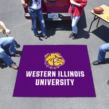 Picture of Western Illinois Tailgater Mat