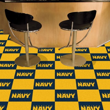 Picture of U.S. Navy Team Carpet Tiles