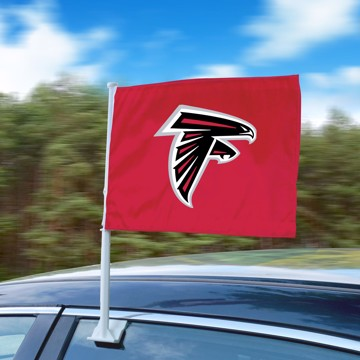 Picture of NFL - Atlanta Falcons Car Flag