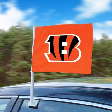 Picture of NFL - Cincinnati Bengals Car Flag