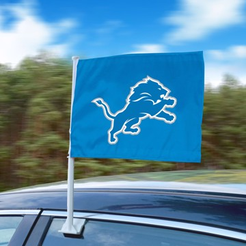 Picture of NFL - Detroit Lions Car Flag