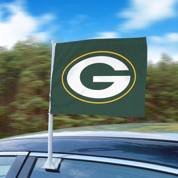 Picture of NFL - Green Bay Packers Car Flag