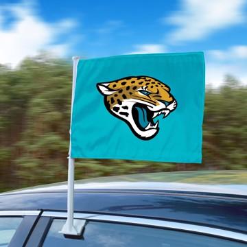 Picture of NFL - Jacksonville Jaguars Car Flag