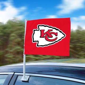 Picture of NFL - Kansas City Chiefs Car Flag